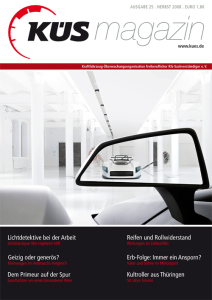 KÜS Magazin 25