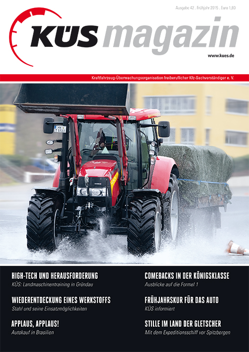 KÜS Magazin 42