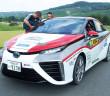Rallye Deutschland  Toyota Mirai 01