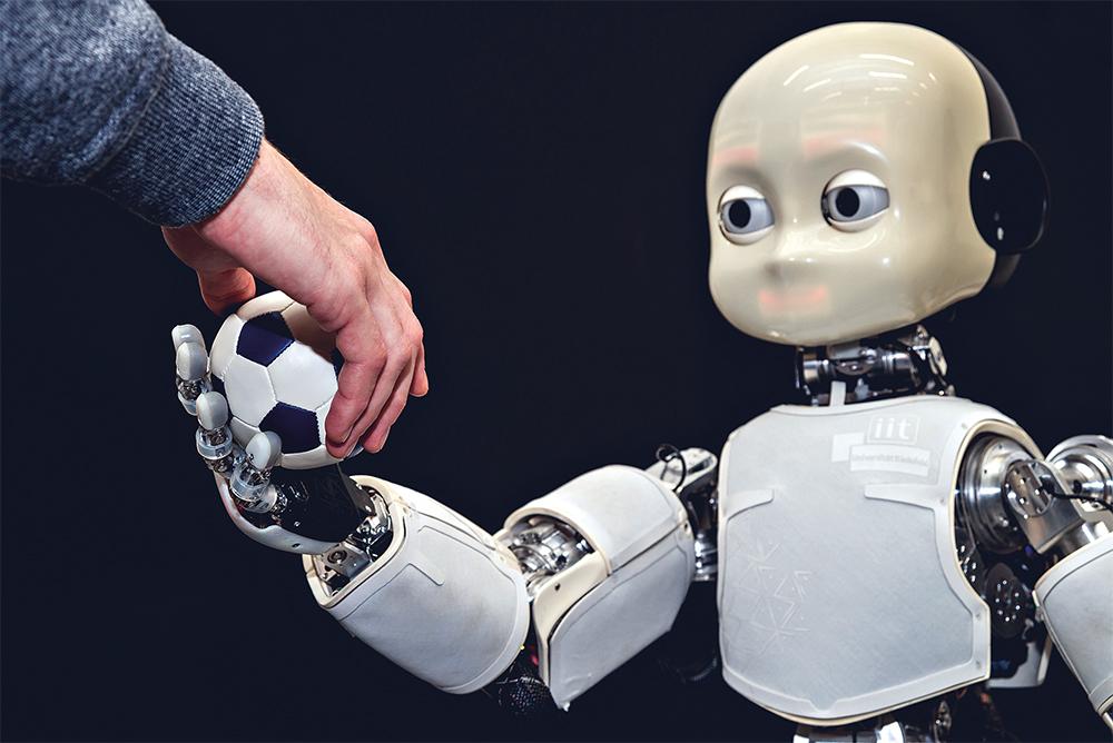 Robotherethik