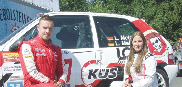 Lukas Meter: Rallye-Ziele im Visier