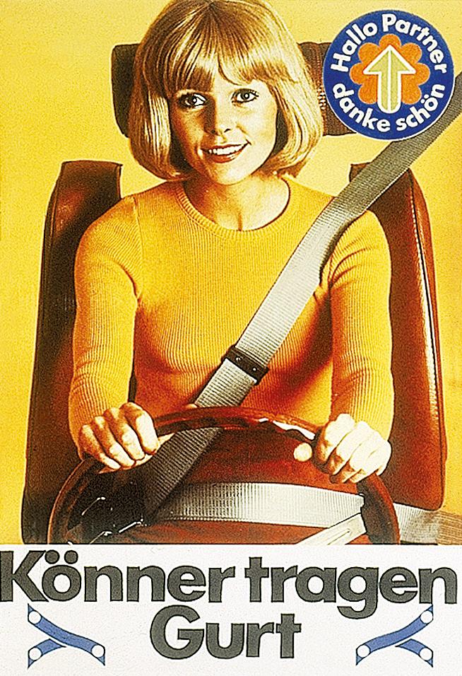 Vorurteile abbauen sollte eine Kampagne des DVR aus dem Jahr 1972