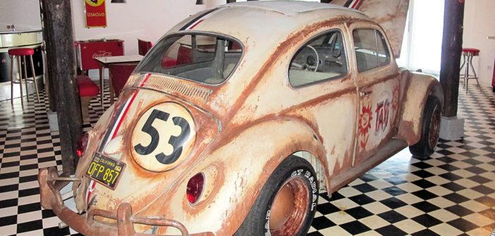 Herbie: Filmstar vor 50 Jahren